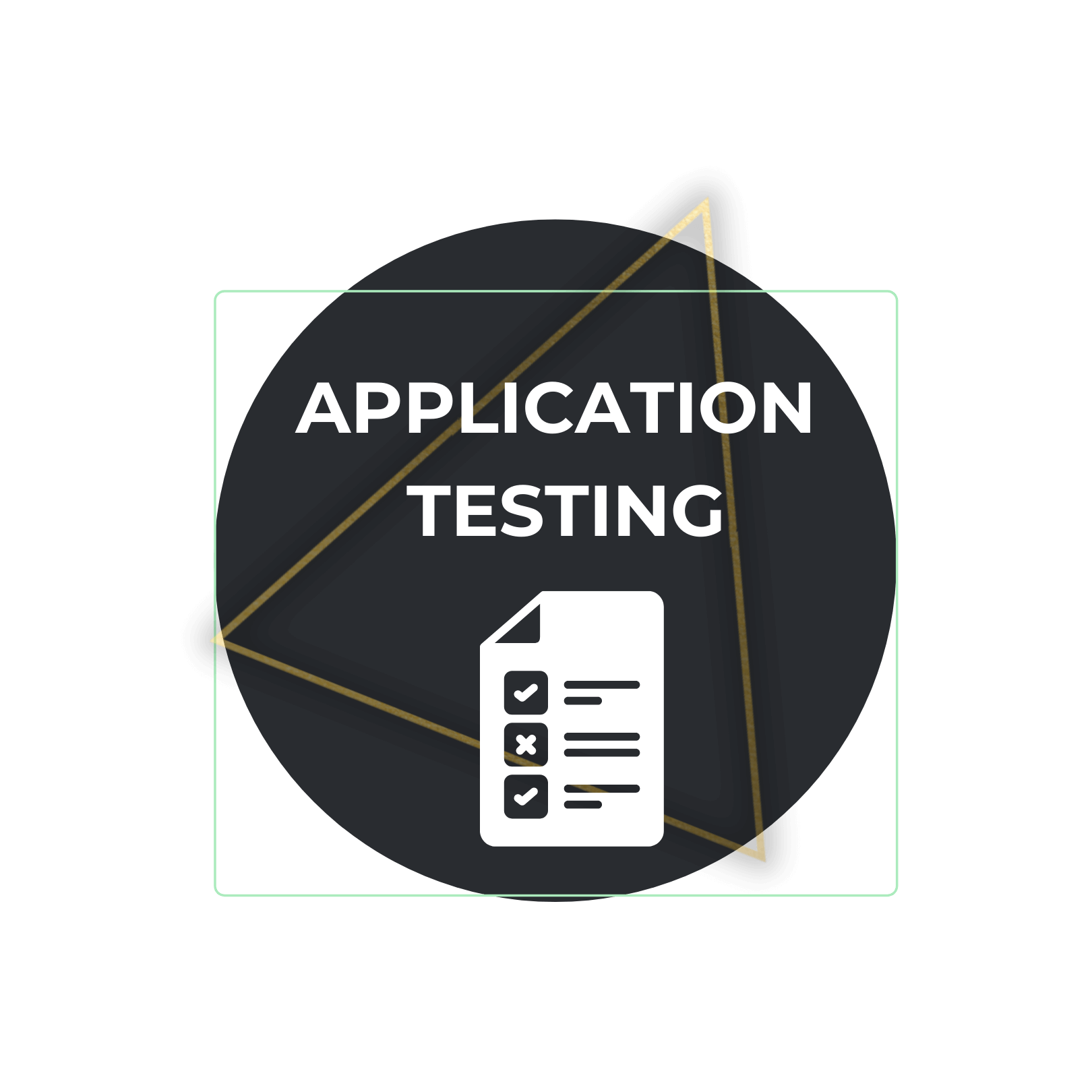 Application Testing, Agile Business Concepts